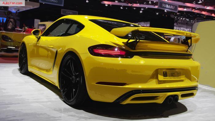 Porsche 718 TechArt Cayman S