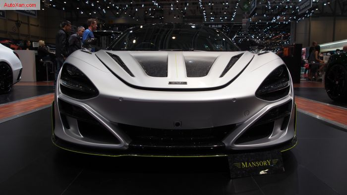McLaren 720S Mansory First Edition 755ps