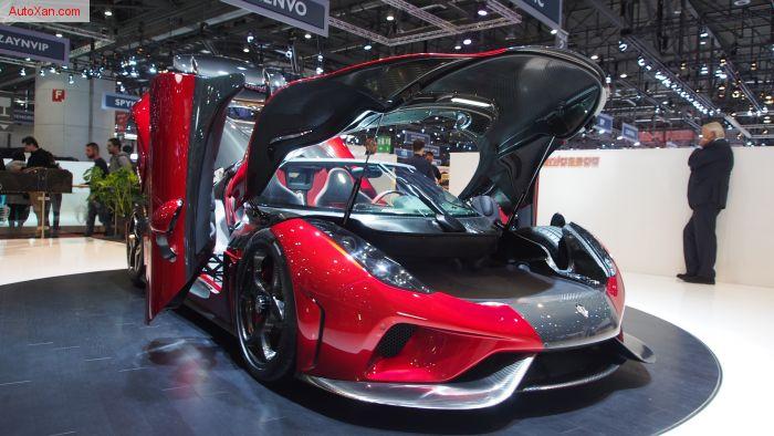 Koenigsegg Regera Spec Roadster