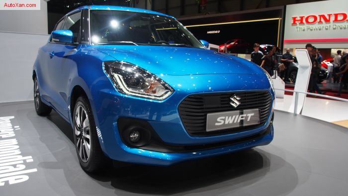 2017 Suzuki Swift 1.0 Boosterjet Compact Top hybrid