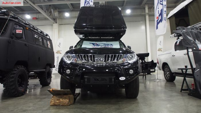 Mitsubishi L200 Camper by ABCDesign - Exterior