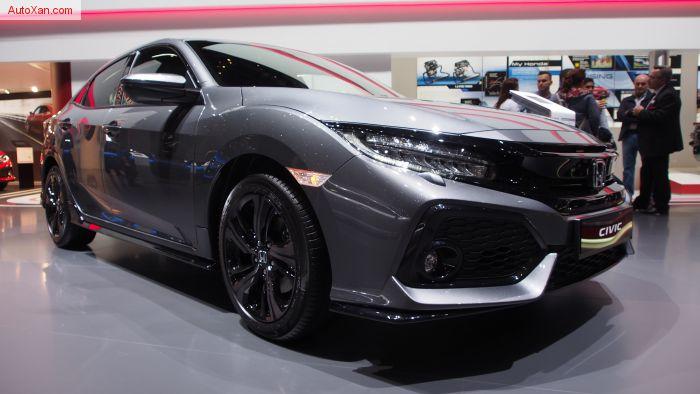 2017 Honda Civic 1.5 VTEC Sport Plus