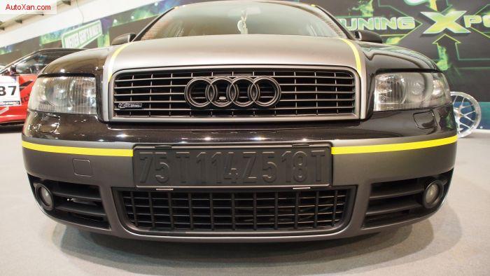 2002 Audi A4 Avant 8E Tuning