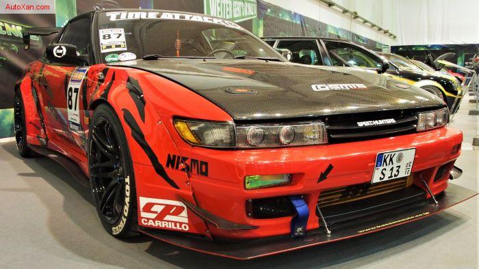 Nissan 200SX Sileighty 1989 Tuning