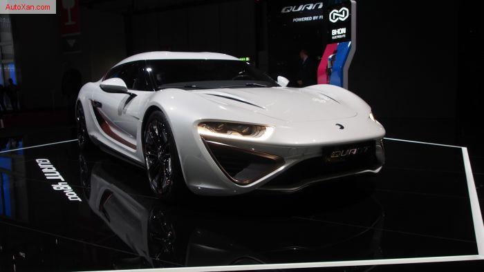 Quant 48Volt - electric car